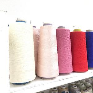 シルク糸の写真