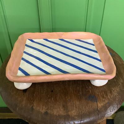 ワンコ皿台の写真