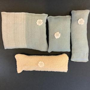 あずきの枕の写真